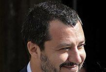 Legittima difesa, approvato ddl al Senato esulta Matteo Salvini