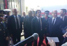 Il ministro Toninelli a Reggio Calabria per Intercity su linea jonica