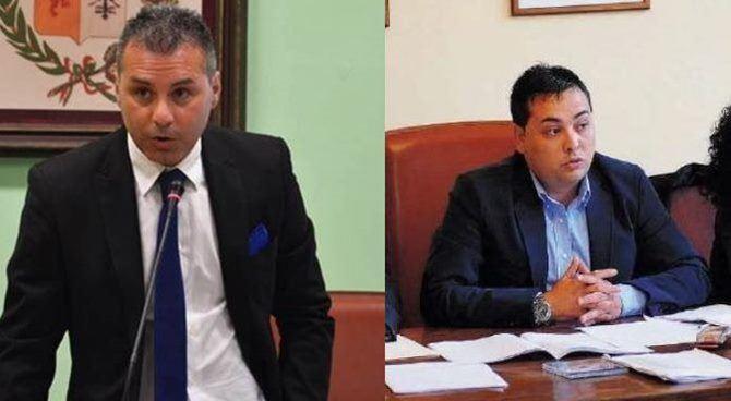 Salvatore Solano e Antonino Schinella