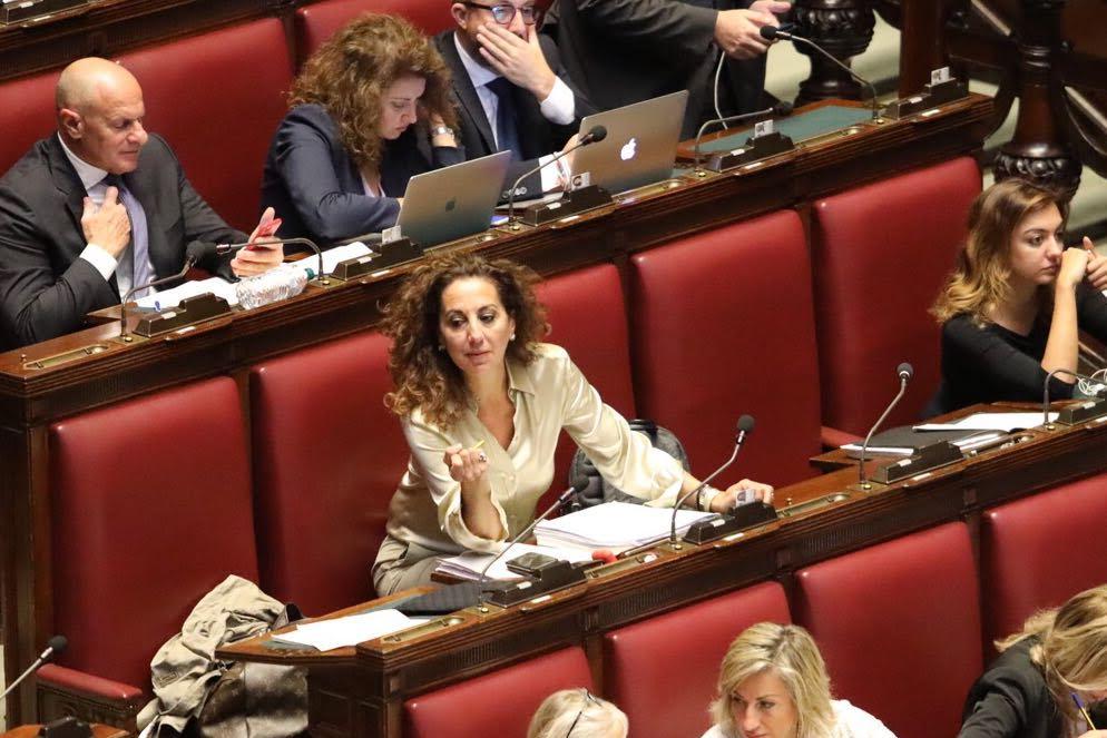 Wanda Ferro alla Camera dei Deputati