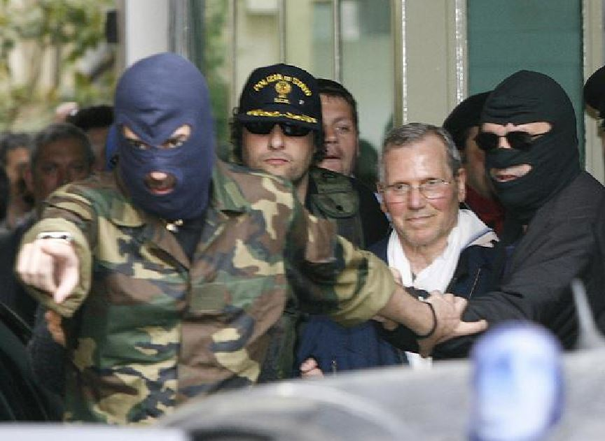 arresto Bernardo Provenzano