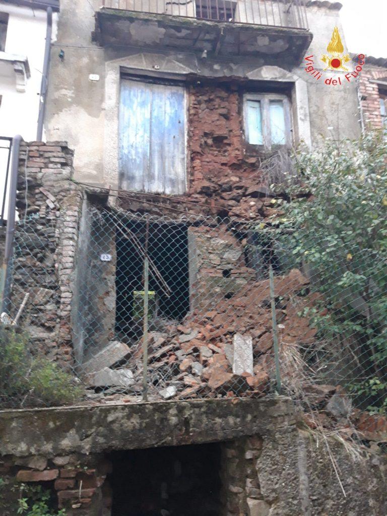 balcone crollato san vito
