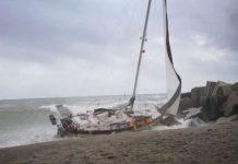 barca a vela Catanzaro Lido