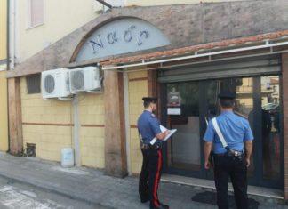 carabinieri Naos Cartisano