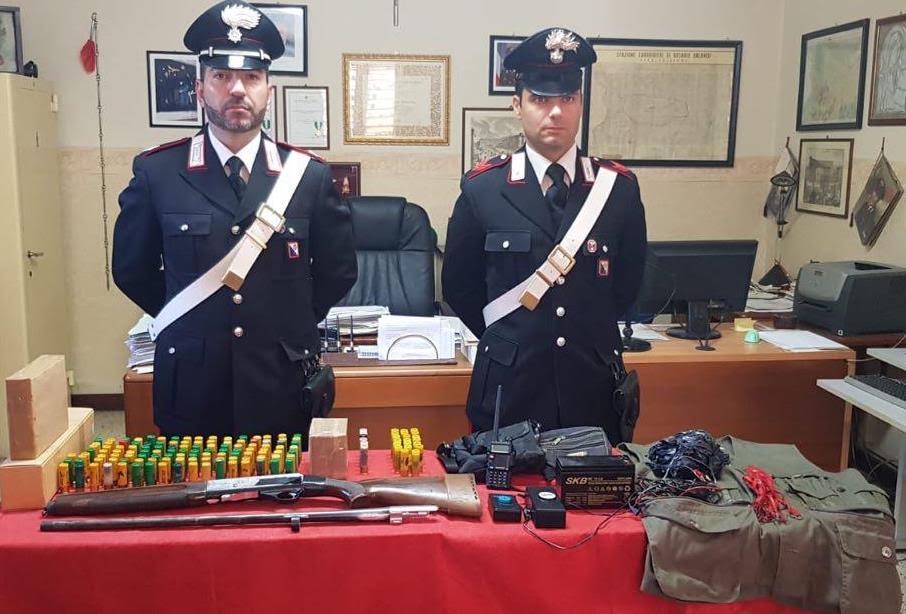 fucili carabinieri