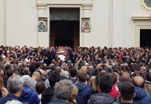 Funerali di Massimo Marrelli
