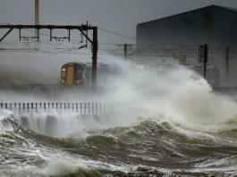 Maltempo, mareggiate e temporali