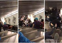 scala mobile metro roma