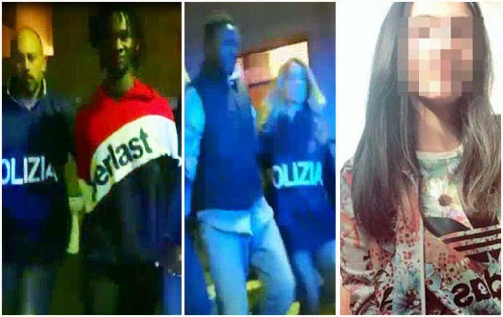 I senegalesi fermati per lo stupro e l'omicidio di Desiree Mariottini