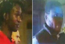 Brian Minteh, Mamadou Gara senegalesi arrestati per l'omicidio Desiree