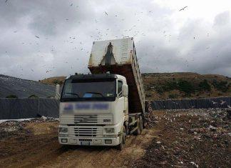 smaltimento rifiuti discarica