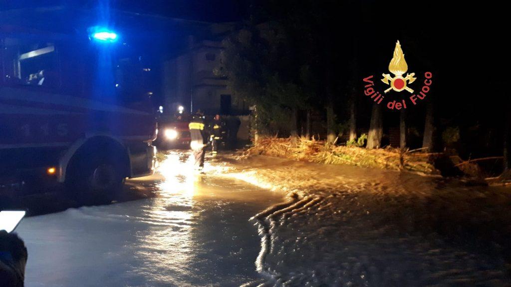 soccorsi dopo alluvione