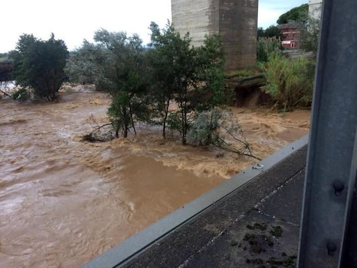 Alluvioni in Calabria