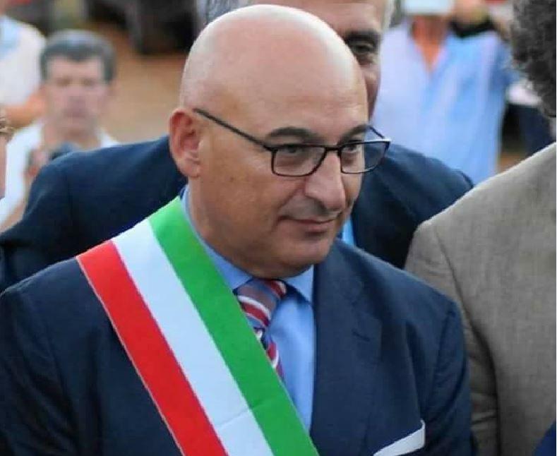 Il sindaco di Trebisacce Francesco Mundo