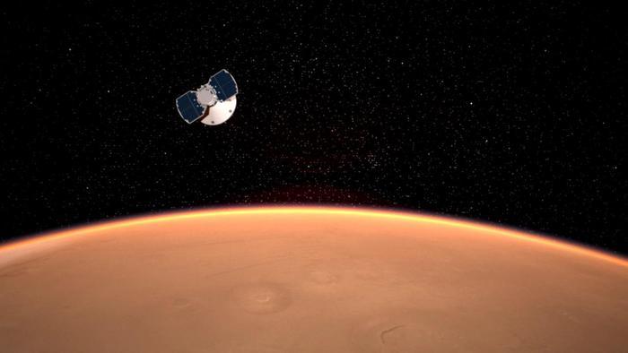 La sonda Nasa ha toccato il suolo di Marte, si attendono segnali
