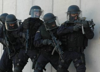 Nocs Polizia di Stato