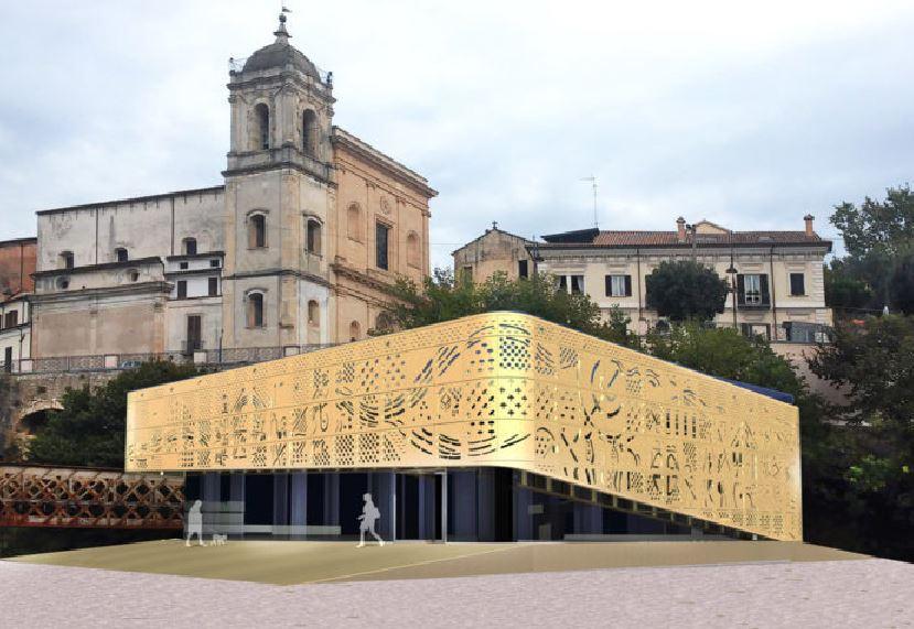 Progetto museo di Alarico