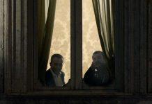 Salvini Di Maio finestra palazzo Chigi