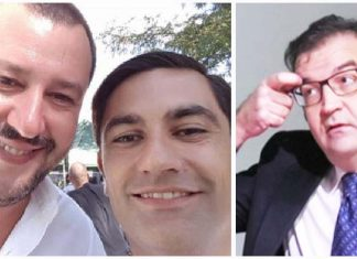 Salvini Furgiuele Occhiuto