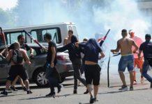 Scontro tra tifosi Catania e Cosenza