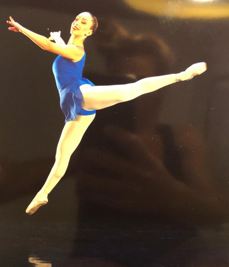 ballerina Morena Porco