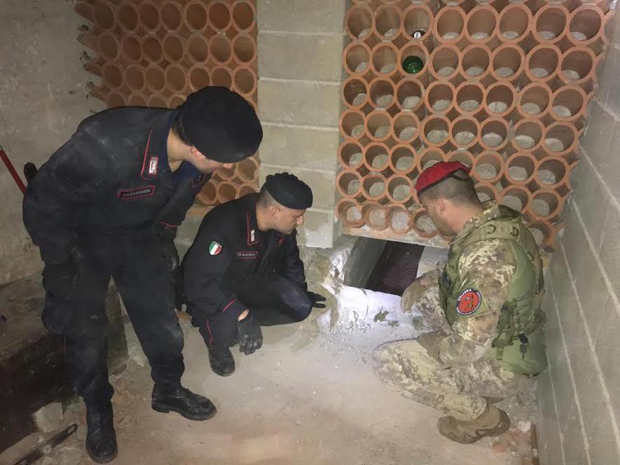 bunker ndrangheta