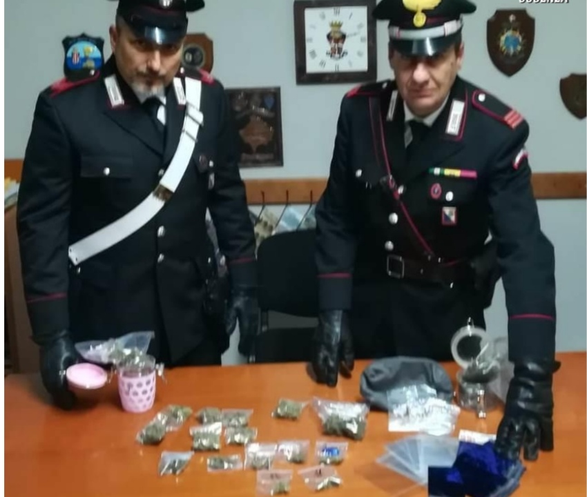 arrestato Belvedere