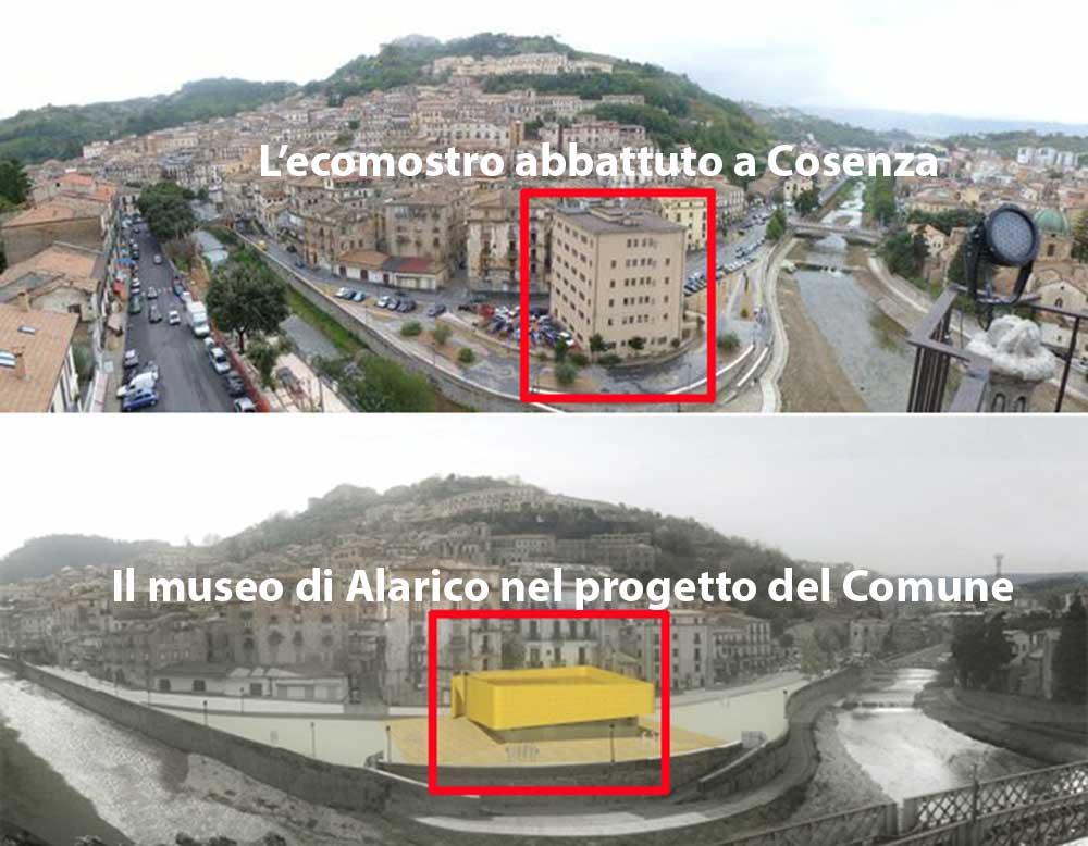 hotel jolly museo Alarico
