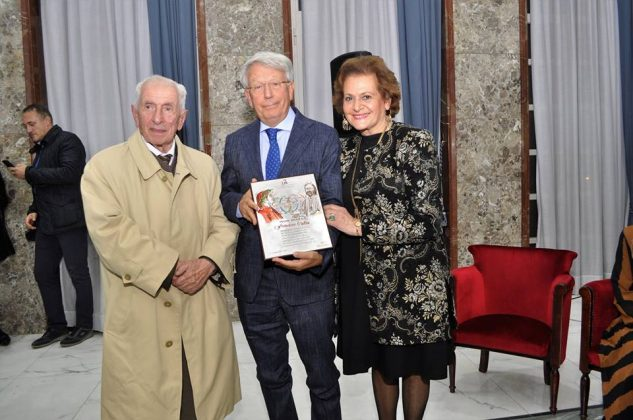 premio al dott. Francesco Callea