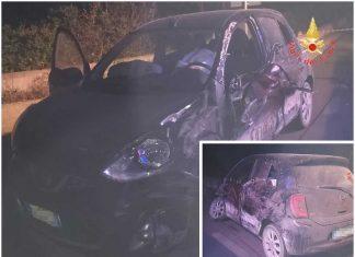 Cropani, auto fuori strada: morti due giovani