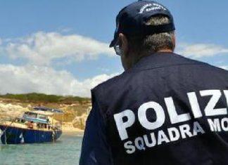 migranti scafisti polizia