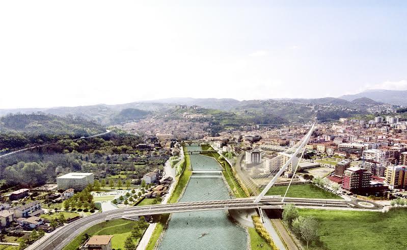 panoramica Cosenza e Calatrava