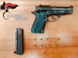 pistola clandestina