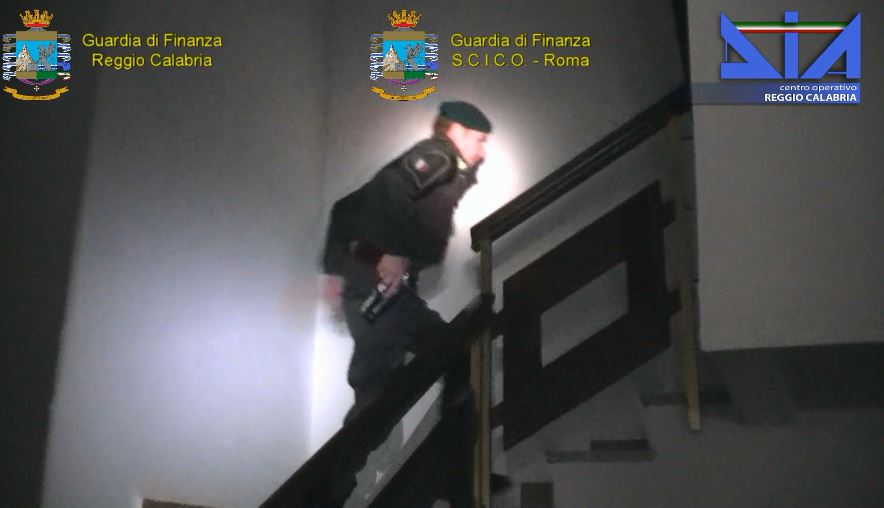 scommesse online arresti scico