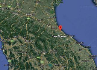 terremoto Santarcangelo di Romagna