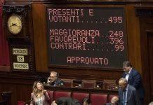 votazione camera deputati decreto sicurezza