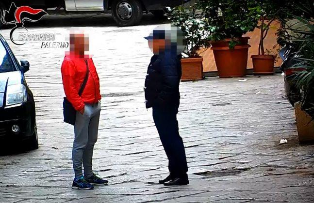 blitz anti mafia carabinieri palermo