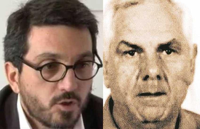 costruttore Giorgio Ottavio Barbieri e il boss Franco Muto
