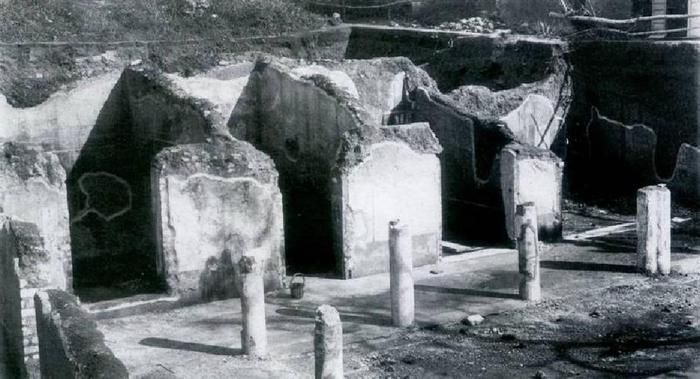 Cavallo Sauro Pompei