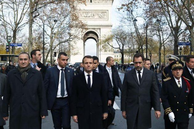 Protesta Gilet gialli in Francia