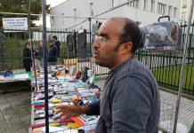 Mustafha El Aoudi, il venditore ambulante marocchino intervenuto per salvare la vita ad una dottoressa aggredita davanti all'ospedale di Crotone