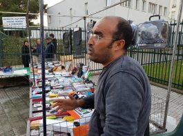 Mustafa El Aoudi, il venditore ambulante marocchino intervenuto per salvare la vita ad una dottoressa aggredita davanti all'ospedale di Crotone