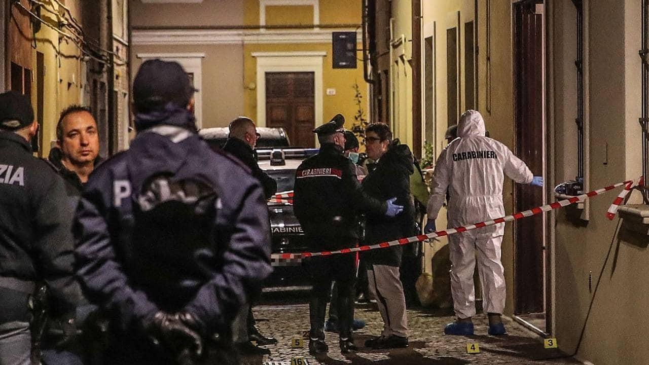Omicidio Marcello Bruzzese pesaro