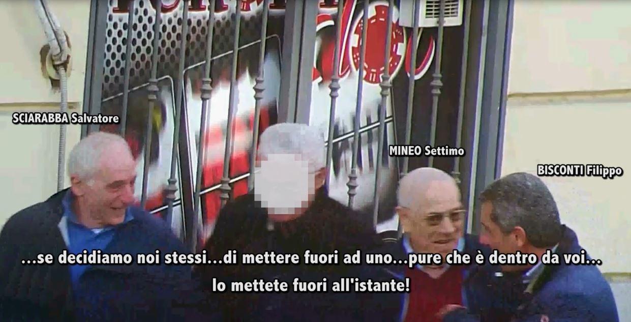 Settimo Mineo, mafia , operazione cupola 2.0