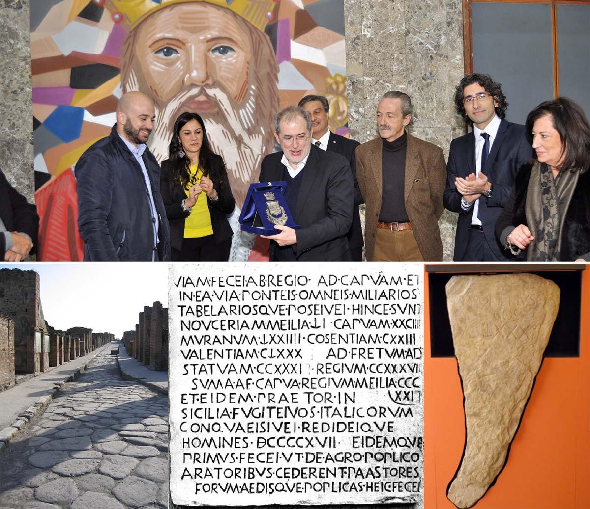 Via Popilia Annia Cosenza Padova