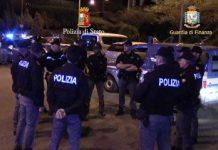 blitz polizia ndrangheta