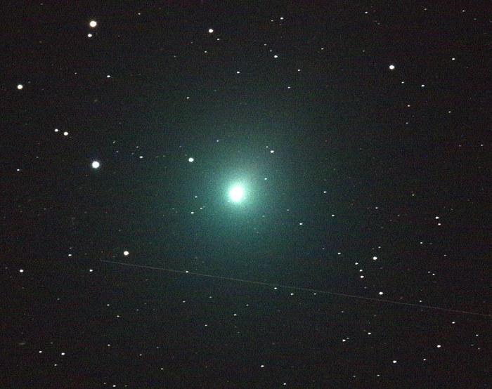 La cometa di Natale 46PWirtanen