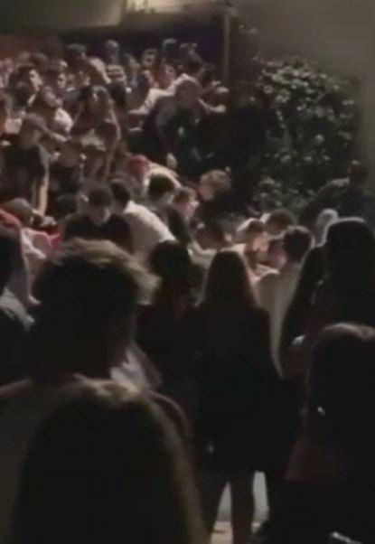discoteca Corinaldo