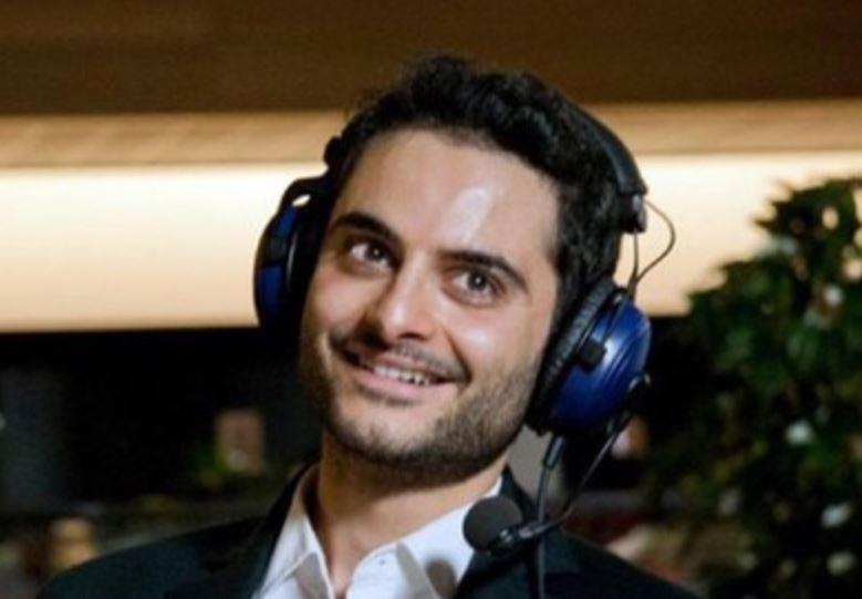 giornalista Antonio Megalizzi
