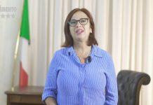 La senatrice del Movimento 5 stelle Bianca Laura Granato
